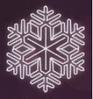 """Светодиодный мотив """"Снежинка"""" Ø300cm"""