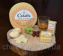 Сыр Чеддер Ирландский виски 51% 2.27 кг Cahill's