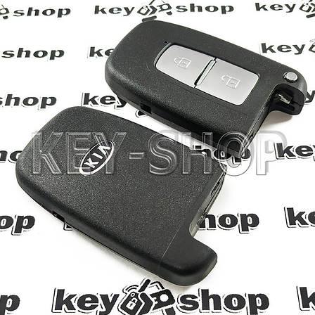 Корпус смарт ключа для KIA (Киа) 2 кнопки, фото 2