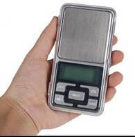 Ювелирные электронные весы Pocket Scale MH 200 портативные карманные цифровые