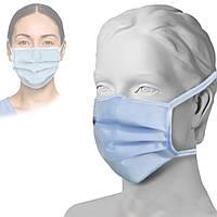 Одноразовая маска - (5 шт) в ПОДАРОК