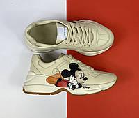 Кроссовки Rhyton Disney Gucci арт. 56-47, фото 1
