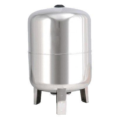 Гидроаккумулятор 100л вертикальный нержавейка