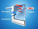 Солнцезащитный стеклопакет с использованием тонированной плёнки, фото 2