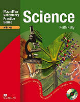 Vocabulary Practice Series Science (With CD-ROM) +key