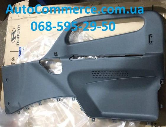 Обшивка, карта двері верхня права Hyundai HD65, HD72, HD78 Хюндай hd (811215H001TH), фото 2