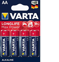 Батарейка Varta Longlife 4106 AA/LR06 BL 4шт