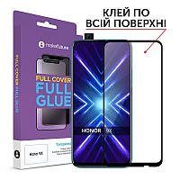 Защитное стекло MakeFuture для Huawei Honor 9X Full Cover Full Glue, 0.33 mm, 2.5D (MGF-H9X)