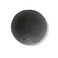 Мягкий спонж конняку для умывания EONNII Natural Konjac Soft Cleansing Puff Charcoal