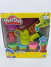 Игровой набор Садовые инструменты E3342 Play-Doh Hasbro