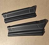 Пластикові захисні накладки на пороги для Fiat Ducato II 2006-2020, фото 9