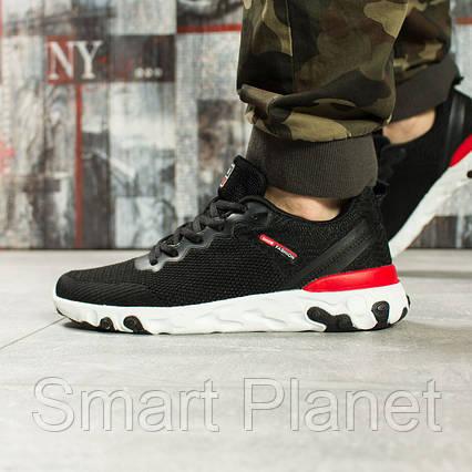 Кроссовки мужские 10011, BaaS Fashion, черные, < 43 44 > р. 43-27,8см., фото 2