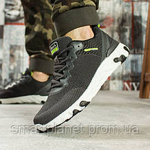 Кроссовки мужские 10012, BaaS Fashion, темно-серые, < 43 44 > р. 43-27,8см., фото 2