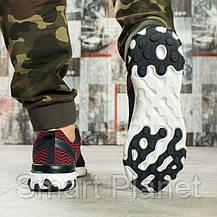 Кроссовки мужские 10013, BaaS Fashion, темно-синие, < 43 44 > р. 43-27,8см., фото 3