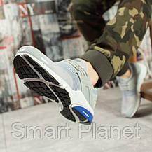 Кроссовки мужские 10033, BaaS Adrenaline, серые, < 41 44 46 > р. 41-26,5см., фото 3