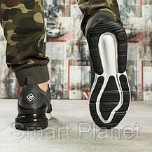 Кроссовки мужские 10051, BaaS 270, темно-серые, < 43 > р. 43-27,6см., фото 3
