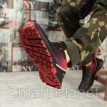 Кроссовки мужские 10063, BaaS Baasport, черные, < 43 44 45 > р. 43-27,7см., фото 3