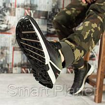 Кроссовки мужские 10064, BaaS Baasport, черные, < 41 43 44 46 > р. 41-26,4см., фото 3