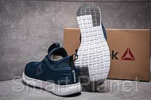 Кроссовки мужские 13163, Reebok Pump Plus Tech, темно-синие, < 42 44 > р. 42-27,0см., фото 2