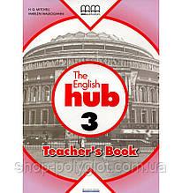 The English hub 3 Teacher's book