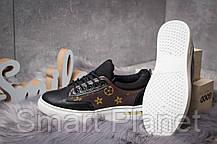 Кроссовки женские 14313, Ideal Black, черные, < 38 > р. 36-22,6см., фото 2