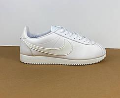 Кроссовки Nike белые (Найк) арт. 130-01