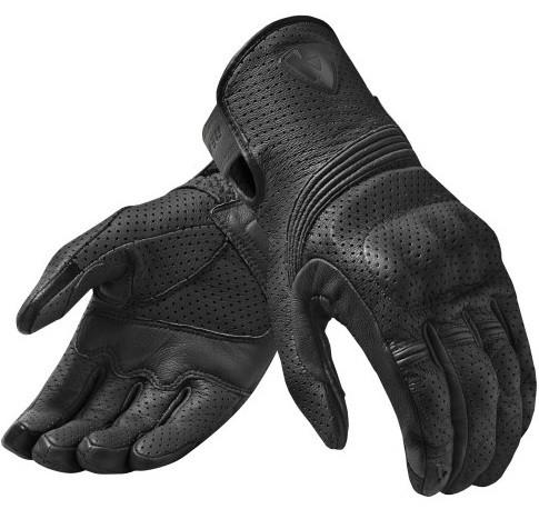 Мотоперчатки кожаные Rev'it Fly 3 черный, M