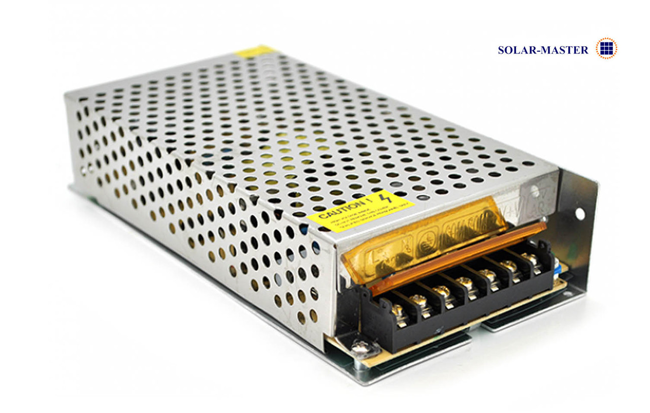 Импульсный блок питания с 220В в 12В 20А (240Вт) перфорированный