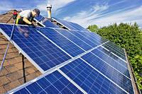Металлоконструкции для солнечных панелей