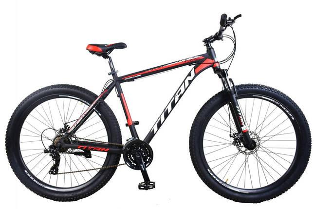 """Горный алюминиевый велосипед  29*3"""" TITAN TRAIL 2020 DD Al, фото 2"""