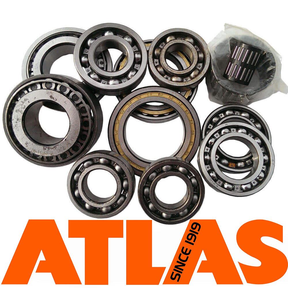 Подшипники для спецтехники Atlas