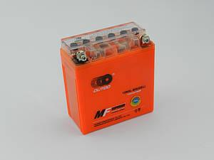 АКБ 5А (120*60*130) GEL оранжевый OUTDO высокий