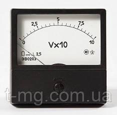 Вольтметр ЭВ0203
