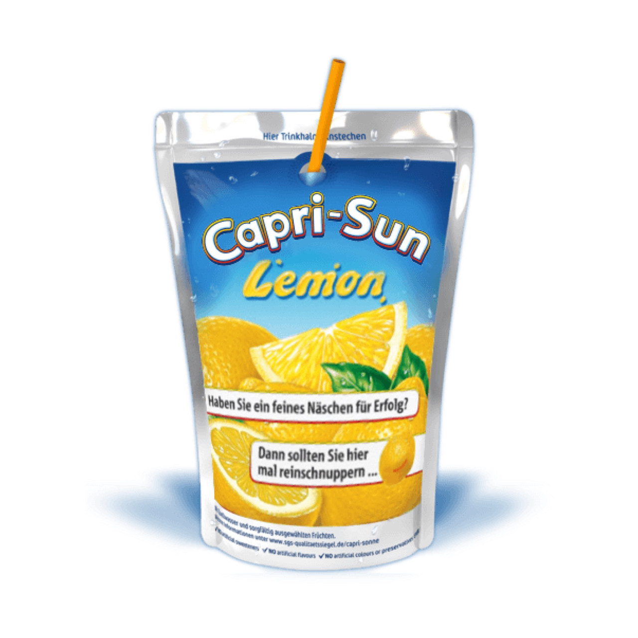 Capri-Sun Lemon Сок со вкусом лимона