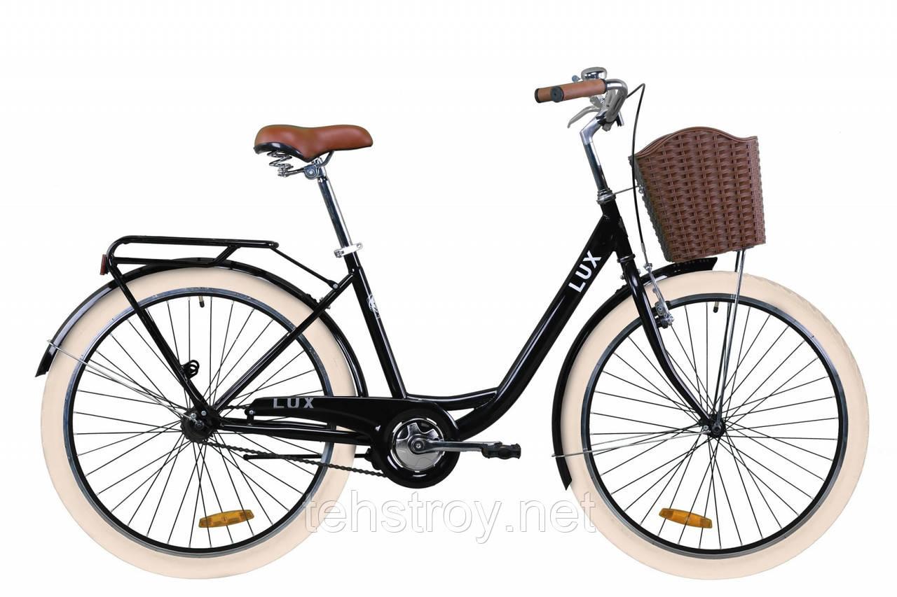 "Велосипед 26"" Dorozhnik LUX 2020 (бежевый)"