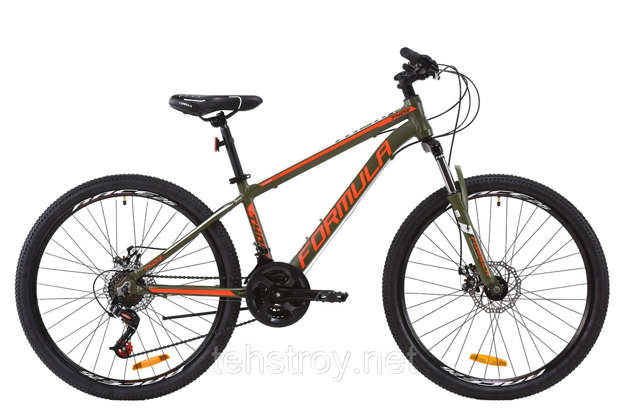 "Велосипед AL 26"" Formula THOR 2.0 AM DD 2020 (синий (м))"