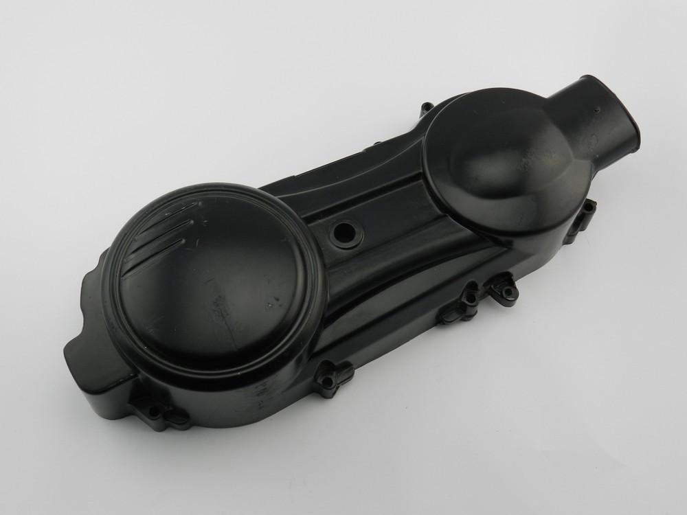 Крышка картера 4т GY6-125/150сс, колесо 10/12 (152QMI/157QMJ)