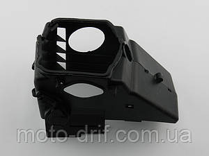 Кожух охлаждения цилиндра 4т GY6-125/150сс (комплект)