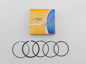 Кольца 4т 150cc, ø-57,2 мм, GY6-150cc, TVR (китай)