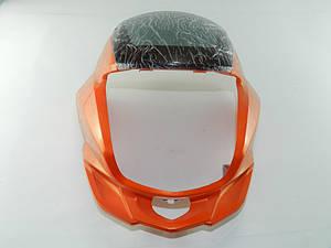 Пластик головы под  фару VIPER-150 (V150A)