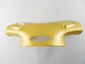 Пластик головы Grand Prix/QT-6/Хоккеист (золотистая)