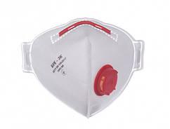 Маска респиратор (медицинская) Бук-3К FFP3 с клапаном, защищает от пыли от распространения вируса