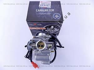 Карбюратор 4т GY6-125cc
