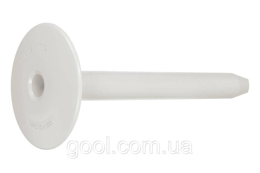 Дюбель для утеплителя на плоской кровли Wkret-Met Lino 13105PA 13х105мм для толщины утепления от 120мм