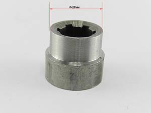 Втулка шлицевая карданного вала d-27мм ZUBR/Mustang/Lifan