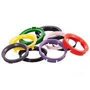 Центровочные (проставочные) кольца для дисков