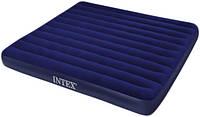 Надувная кровать Intex 64755 (203 х 183 х 25 см)