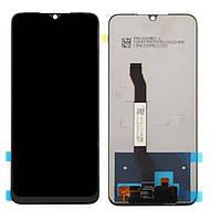 Дисплей для мобильного телефона Xiaomi RedMi Note 8, черный, с тачскрином