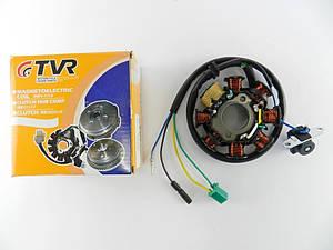 Катушка генератора 4т 125/150сс 7+1 катушка TVR