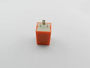 Реле поворотов квадратное (3 контакта без проводов)